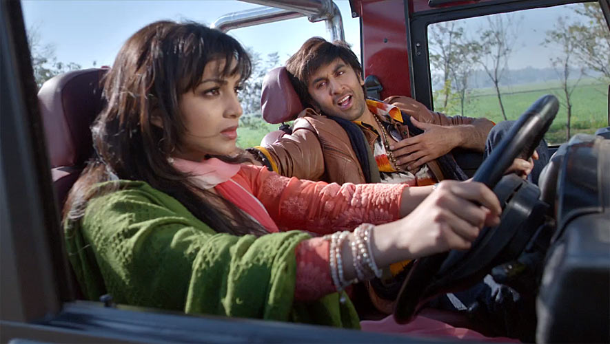 Movie Review: With 'Besharam', Ranbir Kapoor sinks to a low Besharam8