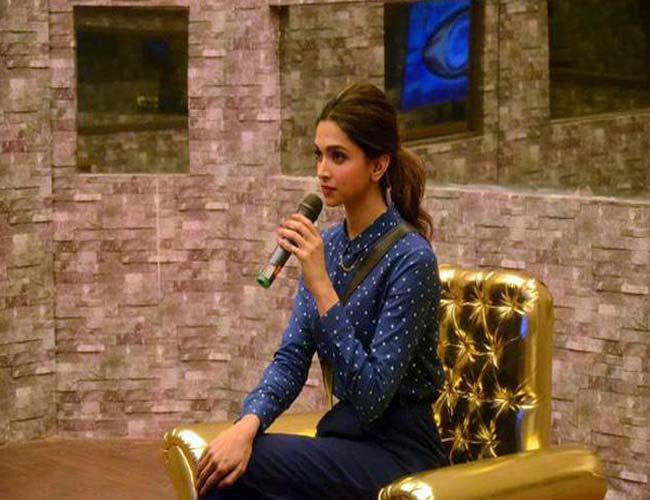 Deepika becomes 'Bigg Boss', see how? Deepika-bigg-boss1