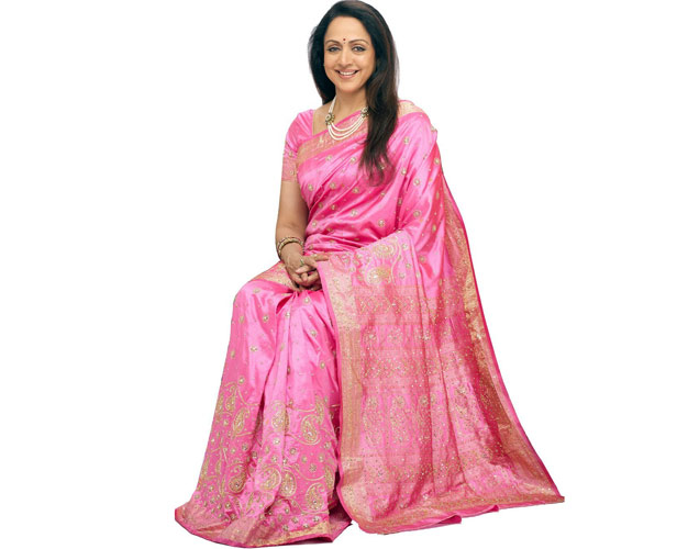 Are these former hotties just good for ads? Hema-malini