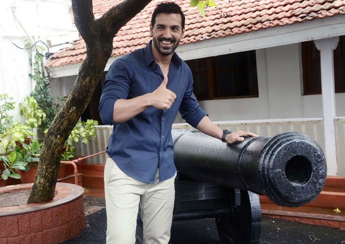 'Youngsters identify with John Abraham's body now identify with John's mind' John43