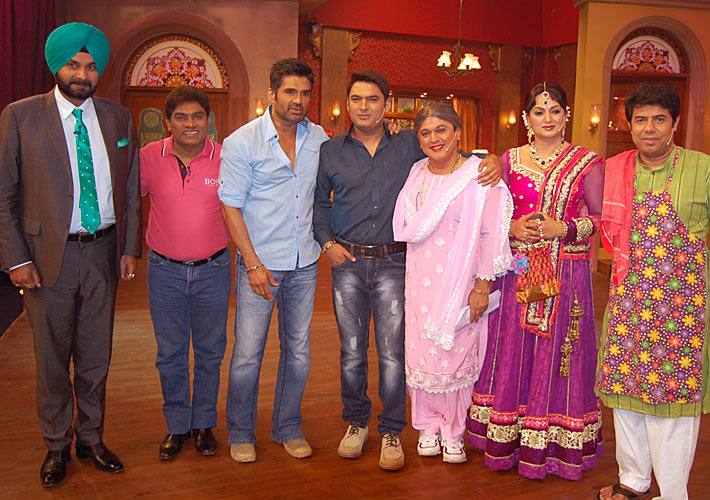 No relief for Kapil: Next blow comes from crew? Kapil-sharma4