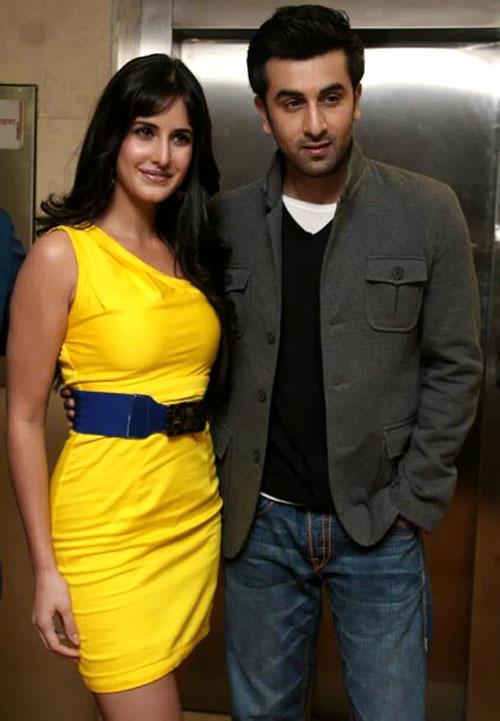 Did Ranbir share his birthday with Katrina? Ranbir-katrina4