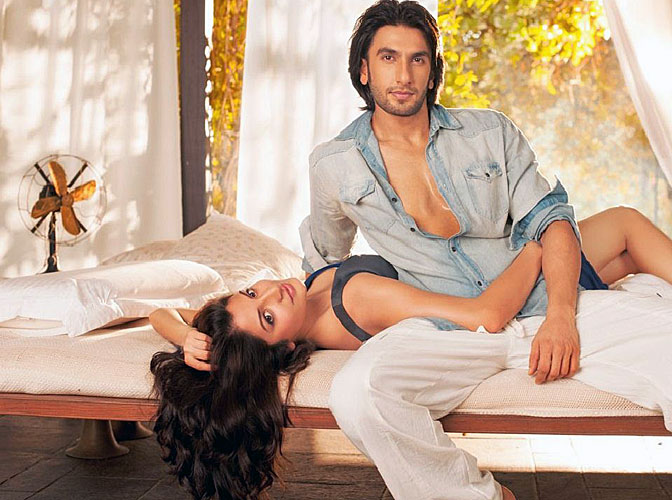 Five hotties we wish would spill the beans on their relationship status Ranveer-anushka20