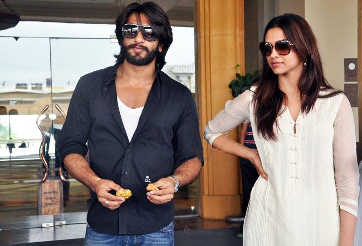'Deepika was destined to be cast opposite me' Ranveer-deepika7