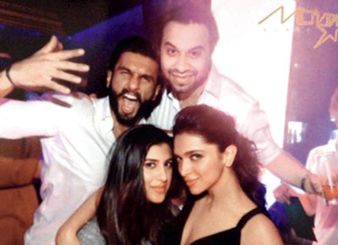 'Deepika was destined to be cast opposite me' Ranveer-deepika8