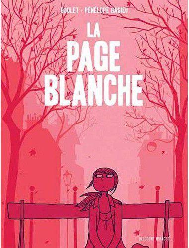 [BD] Pénélope Bagieu La_Page_blanche