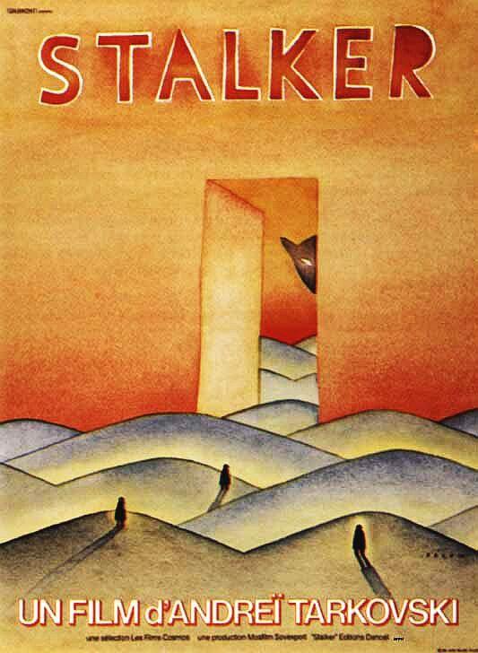 Les plus belles affiches de cinéma Stalker