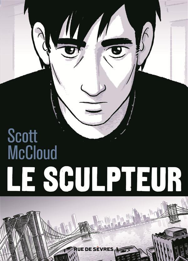 La Bande dessinée - Page 2 Le_Sculpteur