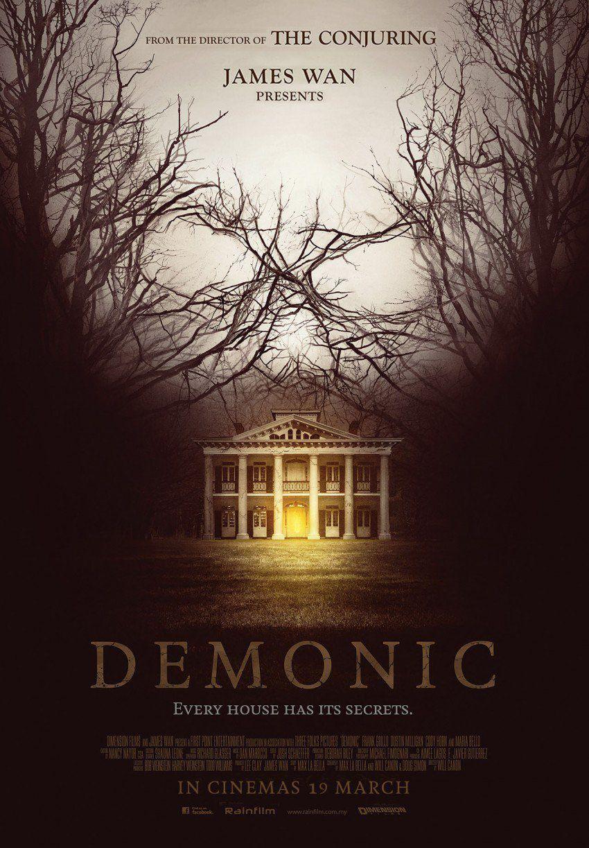 Les plus belles affiches de cinéma - Page 4 Demonic