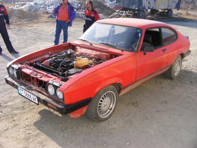 Ford Capri 2.3 T 012261591