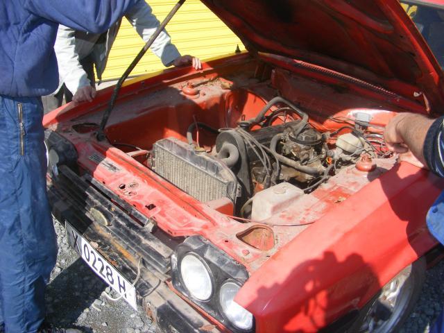 Ford Capri 2.3 T 012261636