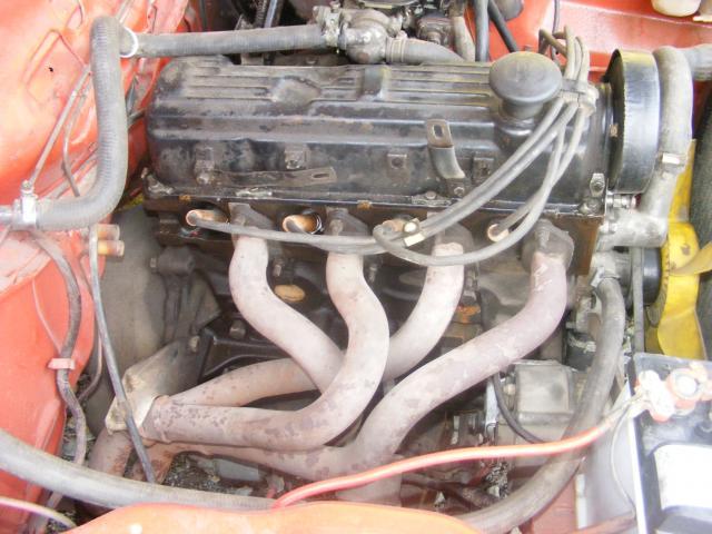 Ford Capri 2.3 T 012261644