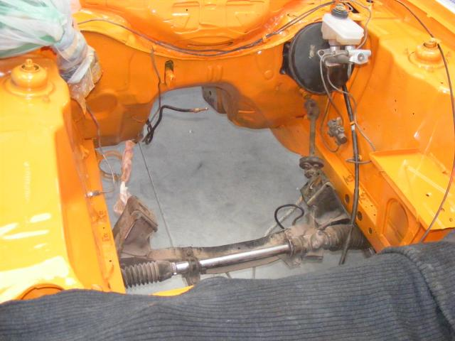 Ford Capri 2.3 T 012261665
