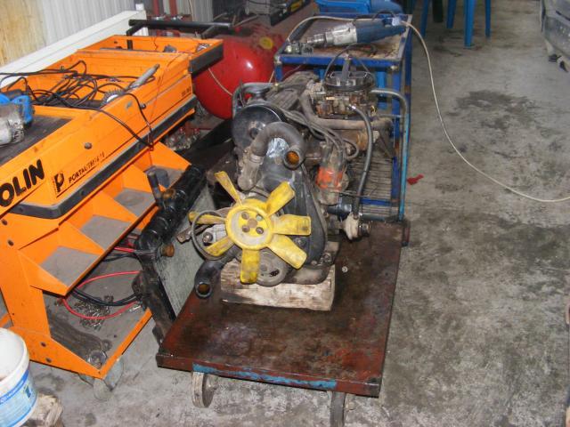 Ford Capri 2.3 T 012261691