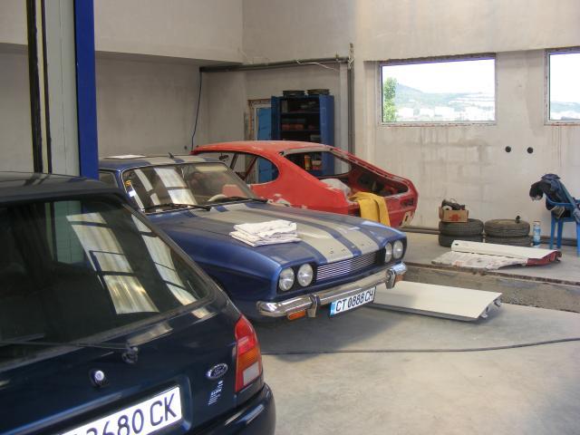 Ford Capri 2.3 T 012460309