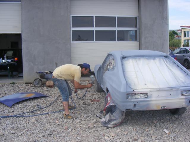Ford Capri 2.3 T 012473331