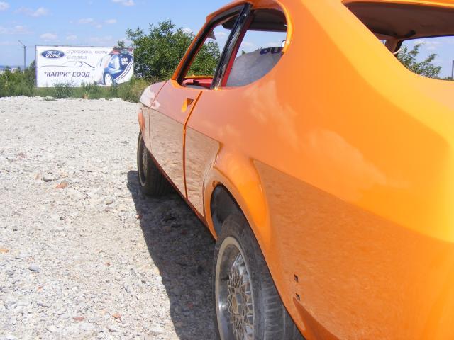 Ford Capri 2.3 T 013548701
