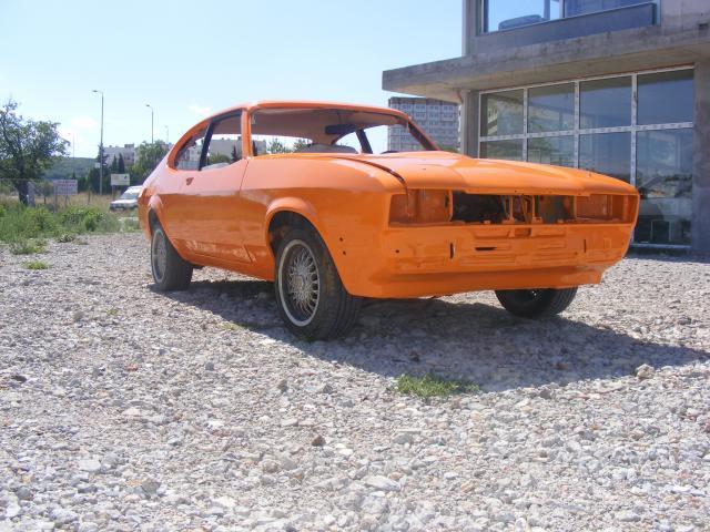 Ford Capri 2.3 T 013548821