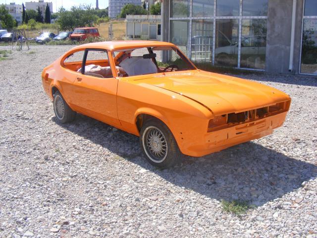 Ford Capri 2.3 T 013548862