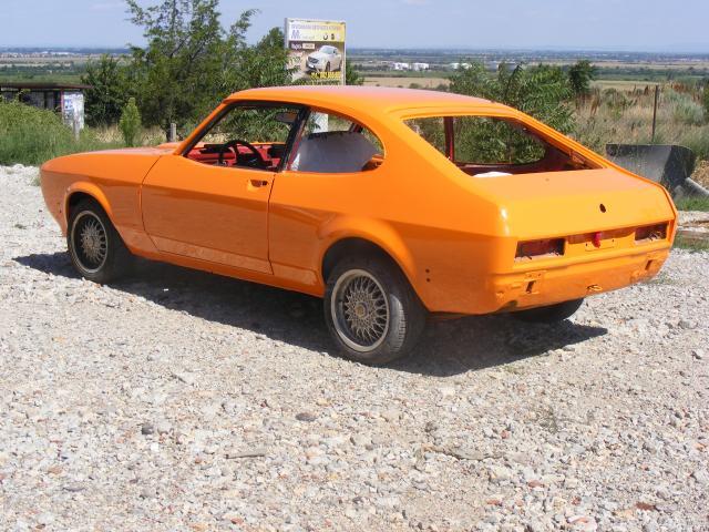 Ford Capri 2.3 T 013548880