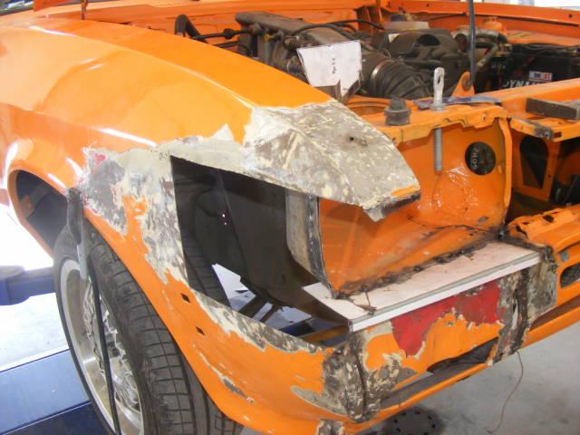 Ford Capri 2.3 T 015436855