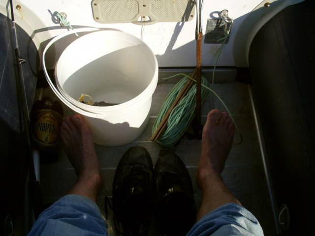 С лодка в Морето 2011 г. - 1 част 021925872