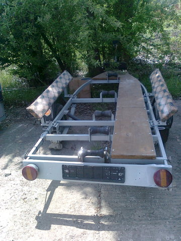 Ремаркета и колесари RESPO (сертифициран производител) 027179716