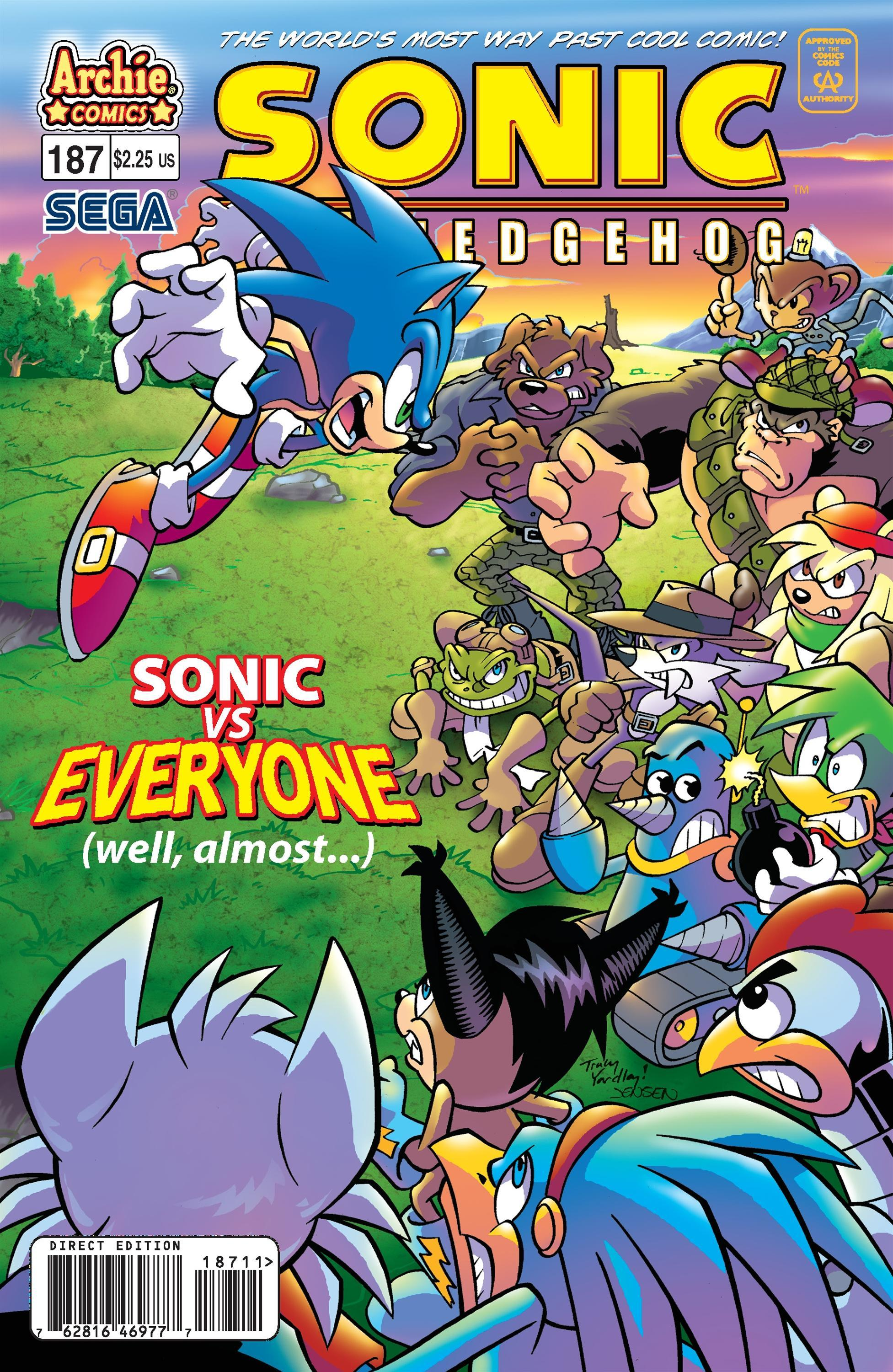 Sonic Discussion - Sonic Boom 01
