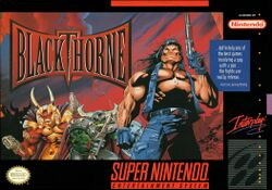 The Official SNES Gaming Thread 250px-Blackthorne_SNES_Box_Artwork