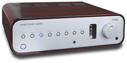 O regresso dos amplificadores com DAC Peachtree%20Audio%20Nova