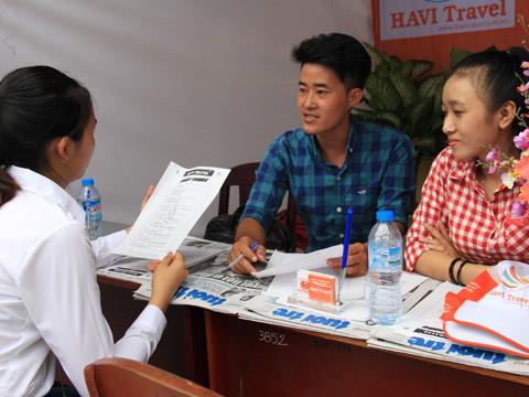 Gần 1.000 việc làm cho sinh viên ngành du lịch 1-gan-1000-co-hoi-viec-lam-cho-sinh-vien