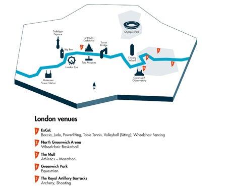 Londres 2012 - Guide des Spectateurs des Jeux Paralympiques 450x375londonparamap