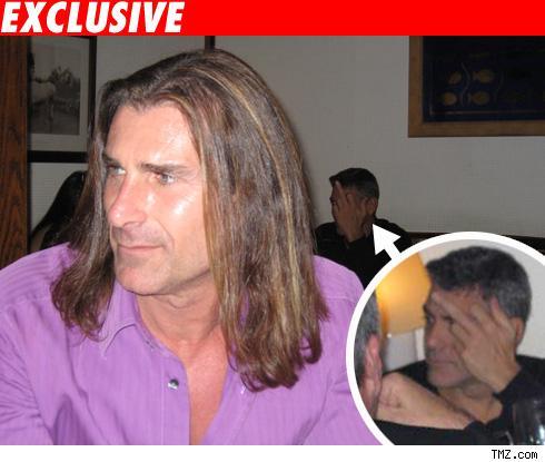 Gossip cop denial; George and Amal Clooney didn't demand restaurant tables near them be vacated 1107_fabio_clooney_tmz-1
