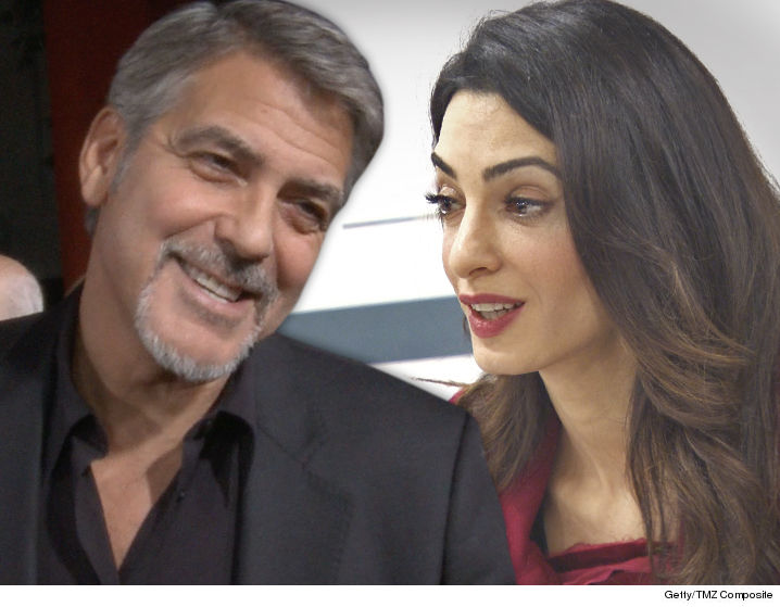 Here's Proof That Clooney Only Gets Better With Age - Page 4 0522-george-clooney-amal-clooney-getty-4