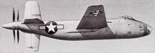 Des avions insolites . B-42_Mixmasterdim
