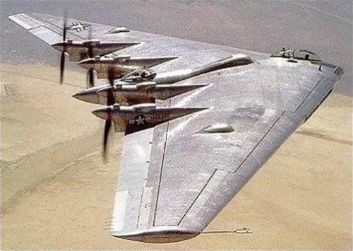 Des avions insolites . XB-35dim