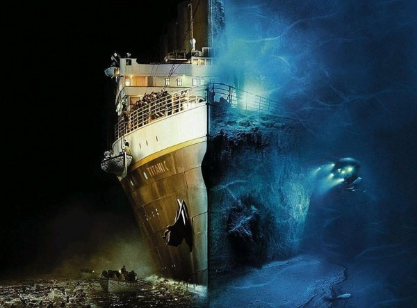 Top 25 des plus belles photos d'épaves de bateaux à travers le monde Titanic-600x443