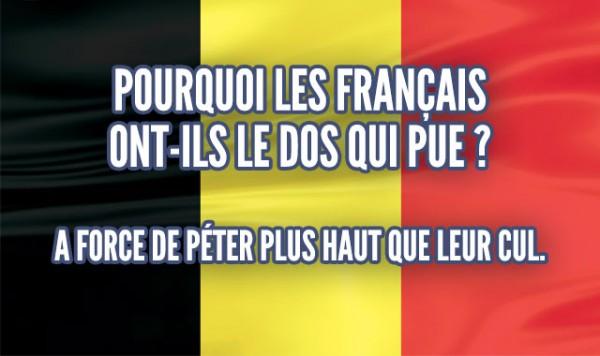 Top 10 des blagues belges sur les Français, les mecs nous adorent… Une-blege-600x356