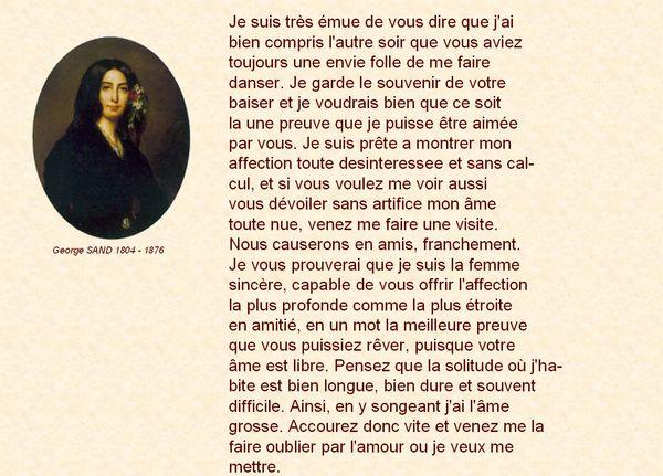 Une tite blague : - Page 2 Lettre-de-Georges-sand-a-Alfred-de-Musset-2