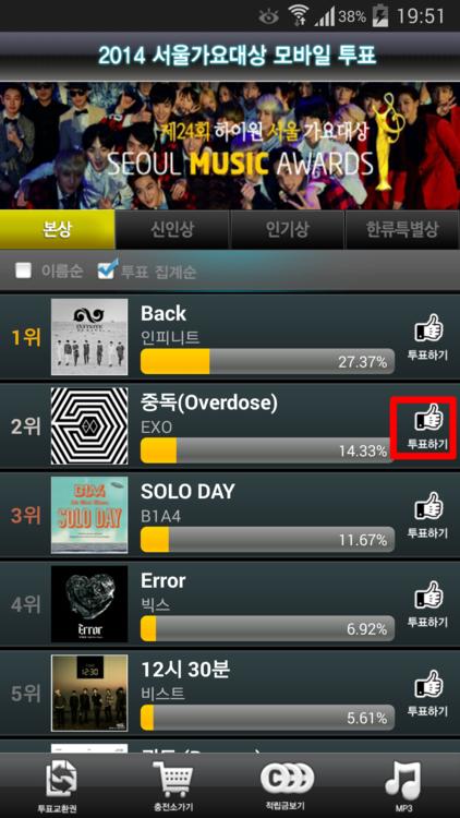 """[TUTORIAL] Cómo votar por EXO en los """"24avos Premios de Música de Seúl"""" Tumblr_inline_nfpc8coJZp1qdkfq5"""