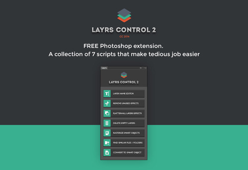 A collection of 7 scripts that makes tedious jobs easier! Tumblr_inline_ne5j0rfz971s0wkgy