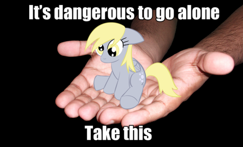 My Little Pony: Friendship is Magic Tumblr_li7uycMtsD1qafrh6