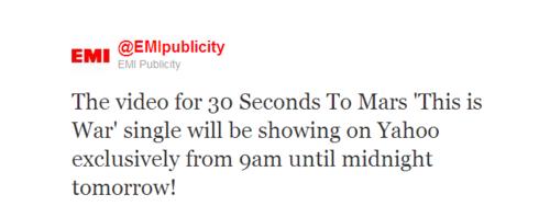 30 Seconds to Mars - Page 6 Tumblr_lj6ebpBuxf1qgit6v