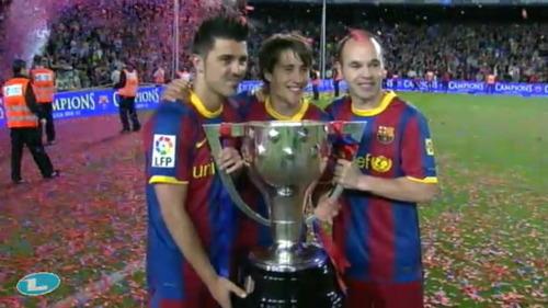 فيسكا بارسا ... فيسكا كتالونيا  صور احتفالات اللاعبين بعد مباراة الديبور   Tumblr_ll9a5pUkPa1qekhh9