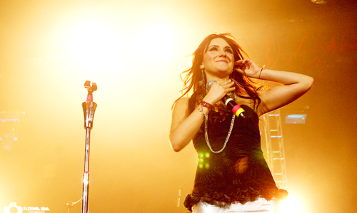 Dulce Maria [3] - Page 23 Tumblr_lm2rxgWGNd1qissci