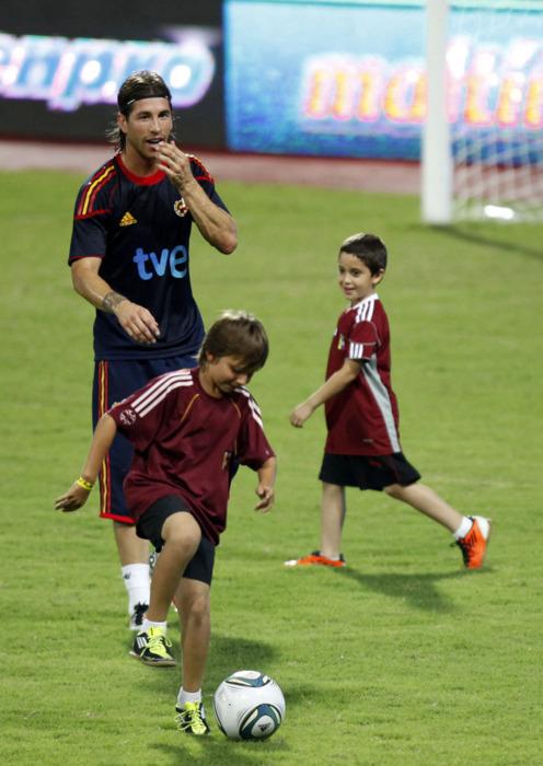 El Matador - Sergio Ramos - Page 2 Tumblr_lmew71Z19N1qct097