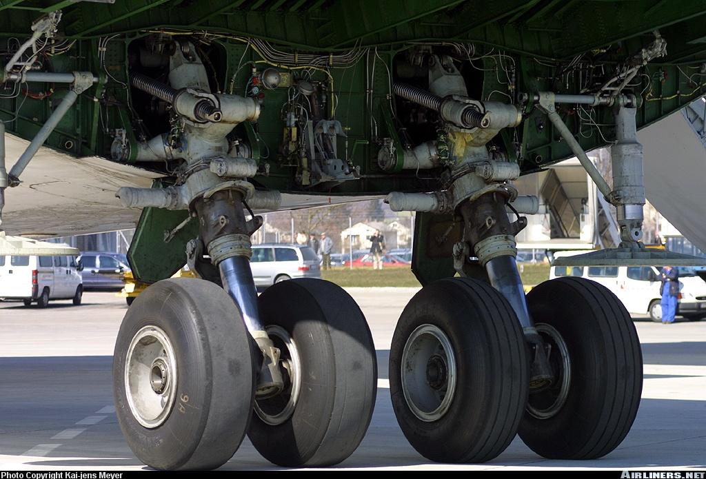 Trem de pouso, colosso de rodas 155bz