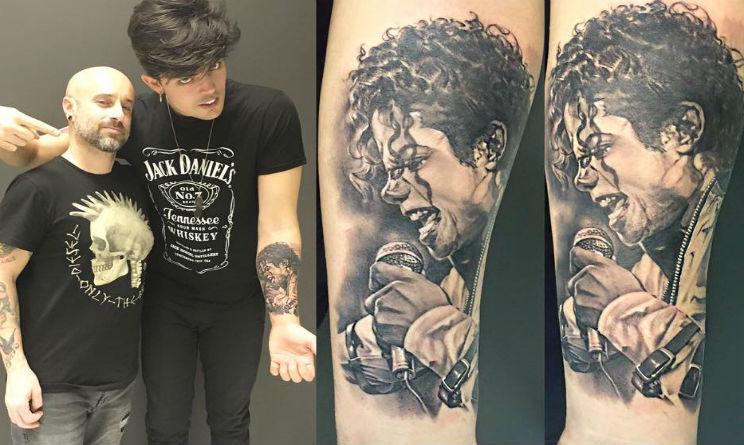 Tutte le citazioni riguardanti Michael Jackson - Pagina 11 Stash-the-kolors-tatuaggio