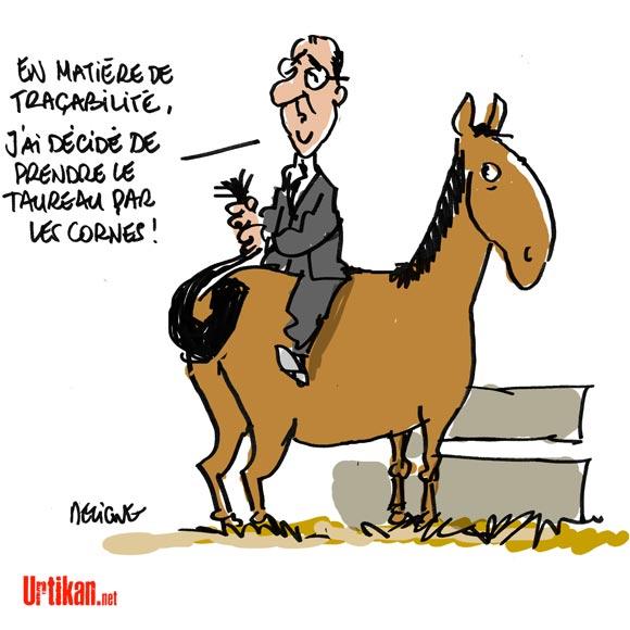 Environnement, Hollande veut laisser sa trace..... 130223-salon-agriculture-hollande
