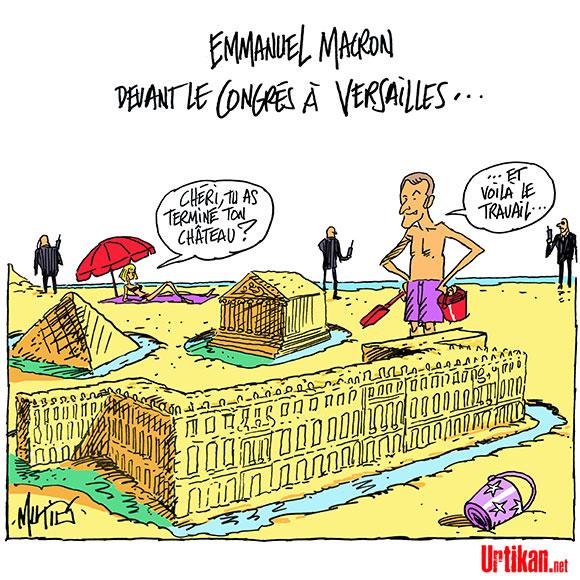 Le dessin du jour (humour en images) - Page 7 170706-macron-congres-versailles-mutio